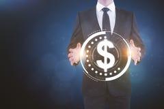 Financiën en rijkdomconcept royalty-vrije stock foto's