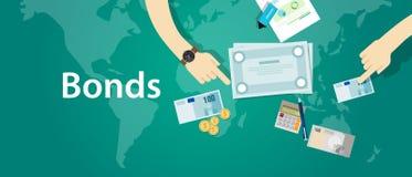 Financiación de los fondos corporativos de la compañía de los enlaces