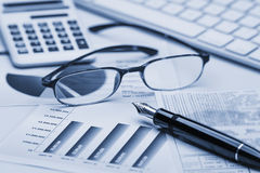 Free Financial Accounting Stock Photography - 48230232