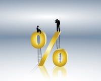 Financial advice Stock Photography