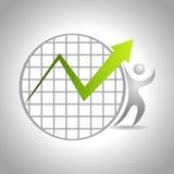 Financial Advisor Icon Royalty Free Stock Photos