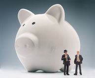 Financial analisys Stock Images