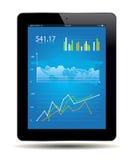 Financial Analysis Royalty Free Stock Photos