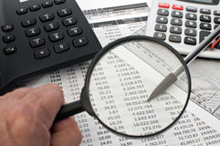 Financial Analysis Stock Photos