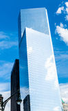 Financial area in New York City, USA Royalty Free Stock Photography