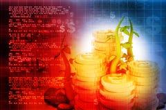 Financial background. Best deign of Financial background vector illustration