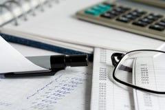 Financial balance. Royalty Free Stock Photo