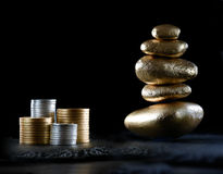 Financial Balance Stock Photography
