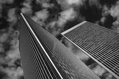 Financial Center Stock Images