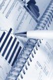 Financial concept Stock Photography