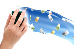 Financial concept. Stock Images
