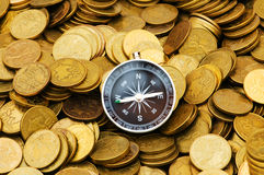 Financial concept Royalty Free Stock Images