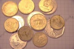 Financial concept Stock Photos