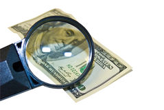 Financial Concepts/Currency Royalty Free Stock Photography