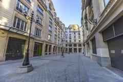 Paris Financial Criminal Prosecution office Royalty Free Stock Photography