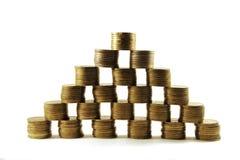 Financial crisis Royalty Free Stock Photos