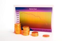 Financial crisis Stock Photo