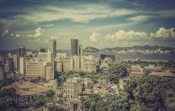 Financial district of Rio de Janeiro Stock Photos