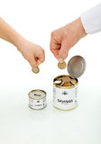 Financial education concept Stock Photo