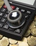 Financial examine Royalty Free Stock Photography