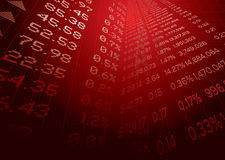 Financial forecast Stock Images