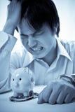 Financial hardship Stock Photography