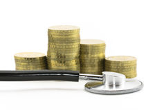 Financial health Stock Photography