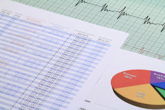 Financial Health Royalty Free Stock Images