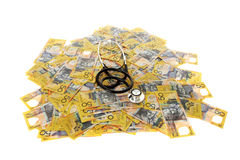 Financial Health Check Stock Images
