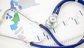 Financial health Stock Image