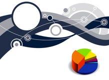 Financial illustration vector illustration
