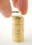 Financial investments. Stock Photos