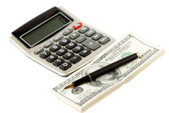 Financial Literacy Royalty Free Stock Photos