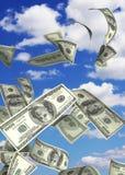 Financial losses Royalty Free Stock Photos