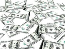Financial Market Crisis Royalty Free Stock Image