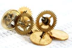 Financial Mechanism Royalty Free Stock Photos