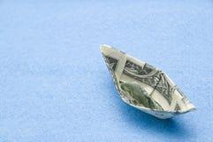 Financial metaphor Stock Image