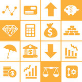16 Financial Modern Style Royalty Free Stock Image