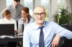 Financial officer Royalty Free Stock Photo