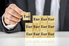 Financial plan concept Royalty Free Stock Photo