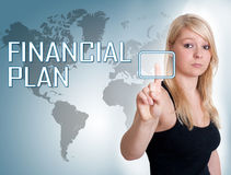 Financial Plan Stock Photos