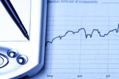 Financial planning stock images