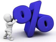 Financial pressure. Conceptual image depicting financial pressure Stock Photos
