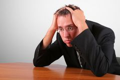 Financial problems Stock Images