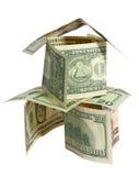 Financial pyramid Royalty Free Stock Photography