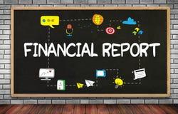 Financial Report   ( Money Cash Growth Analysis ) Stock Photo