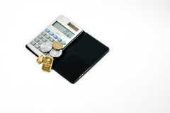 Financial Resolution of the Year 2012 Royalty Free Stock Image