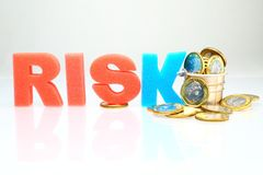 Financial Risk Royalty Free Stock Photo