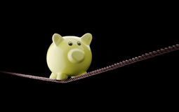 Financial risk Stock Images