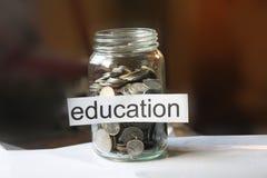 Financial and saving concept Stock Image